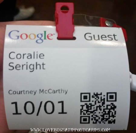 Miles from Tommorowland at Google HQ