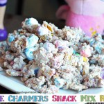 Little Charmers Snack Mix Recipe #LittleCharmers
