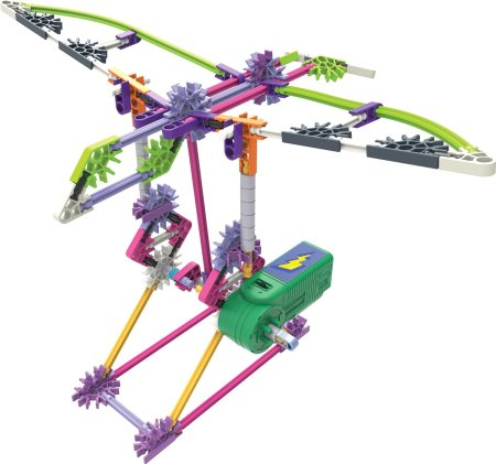 K'NEX Mighty Makers Inventor's Clubhouse™ Building Set Review