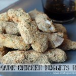 Homemade Chicken Nuggets Recipe