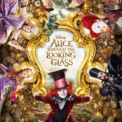 P!nk To Partner With Disney's Alice Through the Looking Glass #DisneyAlice