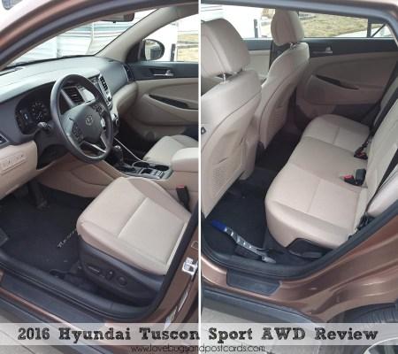 2016 Hyundai Tuscon Sport AWD Review