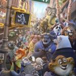 Disney's ZOOTOPIA Review {Great Family Movie} #Zootopia