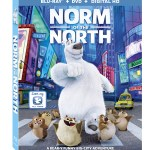 Norm of the North on DVD & Blu-Ray today! + Giveaway