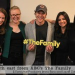 "Jenna Bans, Alison Pill (""Willa""), Zach Gilford (""Danny""),  Floriana Lima (""Bridey"") and  Laurie Zaks"