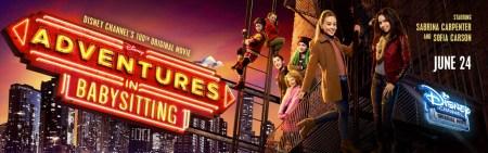 Disney's Adventures in Babysitting Movie