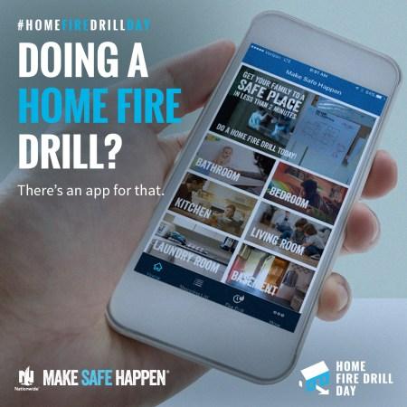 Home Fire Drill Checklist {Make sure you are prepared}