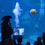 "Giveaway for two tickets to Visit ""The Haunted Aquarium"" at The Living Planet Aquarium"