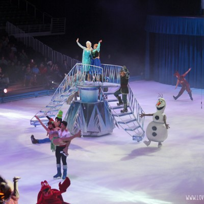 Disney on Ice Passport to Adventure Review  #DisneyOnIce