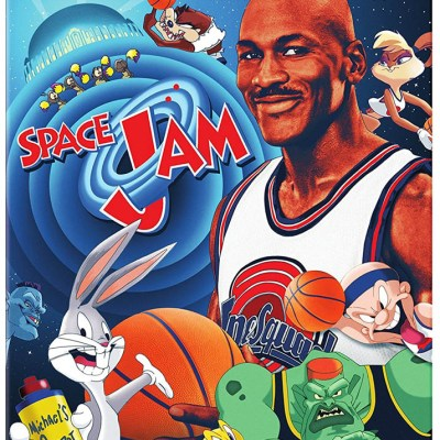 "20th anniversary of Warner Bros. Home Entertainment ""Space Jam"" out today!"