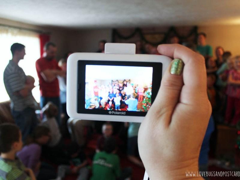 Polaroid Snap Touch Instant Print Camera