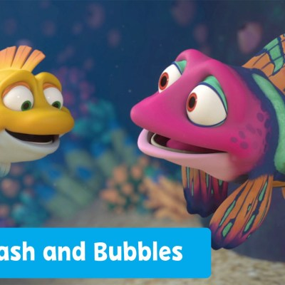 New episodes of Splash and Bubbles premiering on #PBSKids