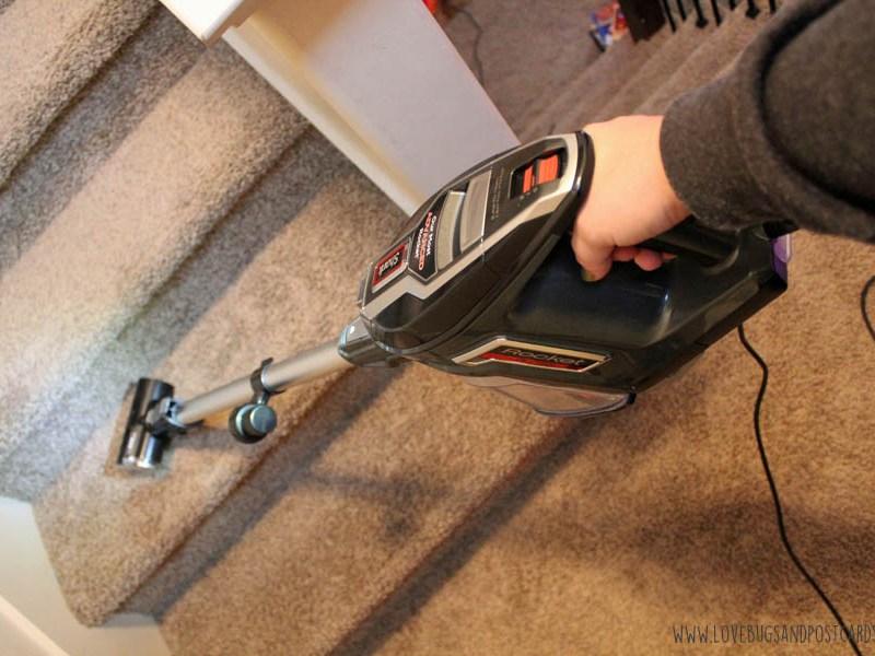 Shark Rocket Complete Duo Clean Vacuum Review