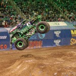 GIVEAWAY: 4 tickets to Monster Jam Triple Threat Series on 1/5/18