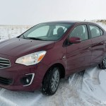 2017 Mitsubishi Mirage G4 SE Review