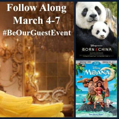 I'm going to LA for Disney's Beauty and the Beast #BeOurGuestEvent