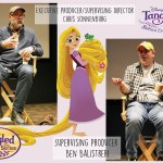 Disney's Tangled: Before Ever After + Interview with Chris Sonnenburg &  Ben Balistreri