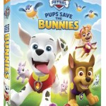 PAW Patrol: Pups Save the Bunnies is on DVD