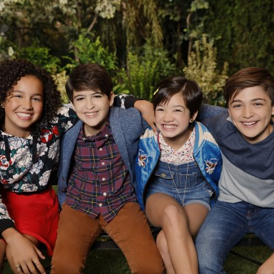 Disney Channel's Andi Mack ~ Interview with the cast