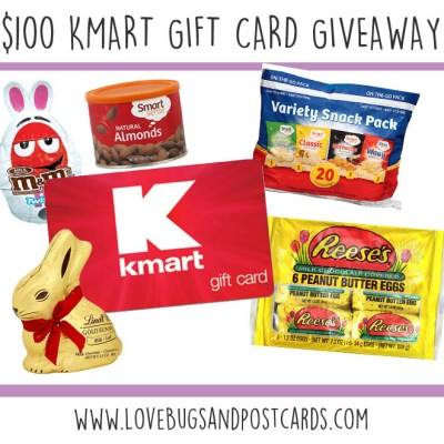 Easter basket ideas for tweens + $100 Kmart Gift Card Giveaway