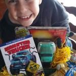 Monster Trucks Movie Creech Printable Bookmark