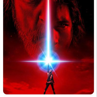 Star Wars: The Last Jedi trailer #TheLastJedi