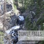 Donut Falls Trail – Big Cottonwood Canyon, Utah