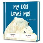 A personalized book is the perfect gift for Father's Day!
