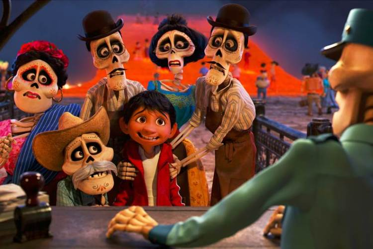 New trailer for Disney-Pixar's #COCO