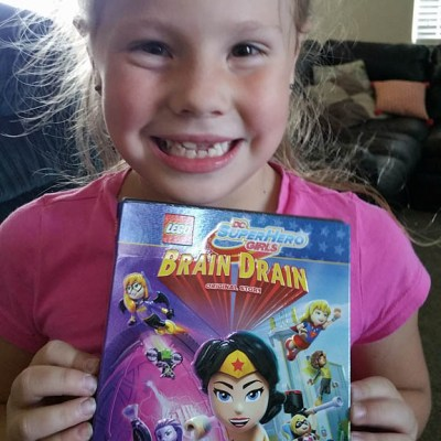 LEGO® DC Super Hero Girls: Brain Drain Giveaway