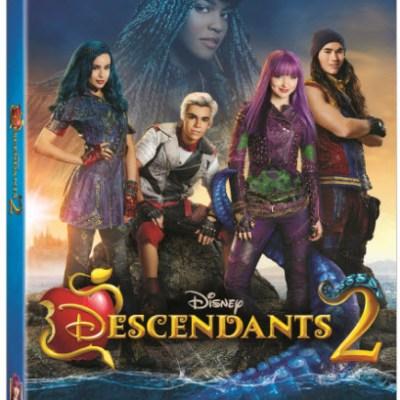 Disney's Descendants 2 Review & Giveaway