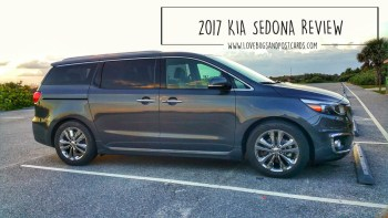 2017 Kia Sedona SXL Review