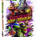 Tales of the Teenage Mutant Ninja Turtles Wanted: Bebop & Rocksteady Giveaway