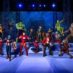 WIN 4 tickets to the Marvel Universe Live! show in Salt Lake City on 9/28/17