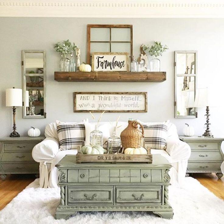 25 rustic living room decor ideas  lovebugs and postcards