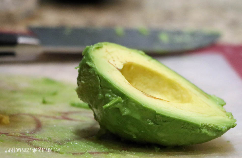 Avocado and Feta Cracker Dip Recipe