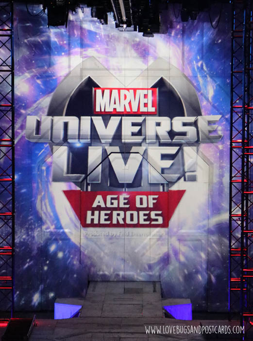 Marvel Universe LIVE! Age of Heroes review