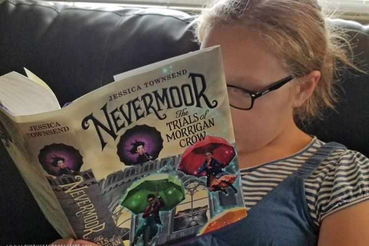 Nevermoor: The Trials of Morrigan Crow Book Review & Giveaway