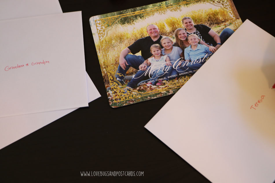 The perfect Christmas cards from The Stationery Studio
