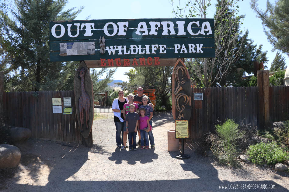 Out Of Africa Wildlife Park
