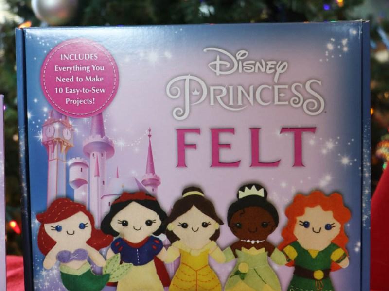 ced64dd4d33 Disney Princess Felt Sewing Kit - Lovebugs and Postcards