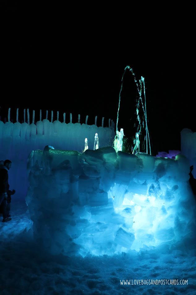 2018 Midway Ice Castles