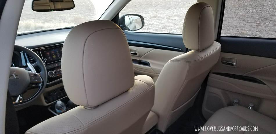 2018 Mitsubishi Outlander V6 GT