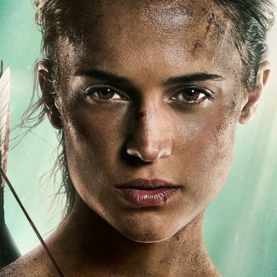 Tomb Raider Movie on Blu-Ray, Digital and DVD today!