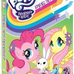 My Little Pony Friendship Is Magic: Spring Into Friendship Giveaway