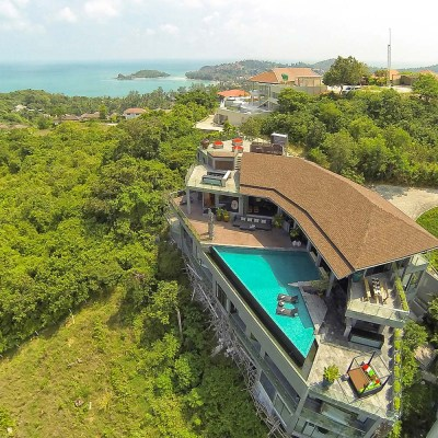 Book a Luxury Vacation Rental in Thailand