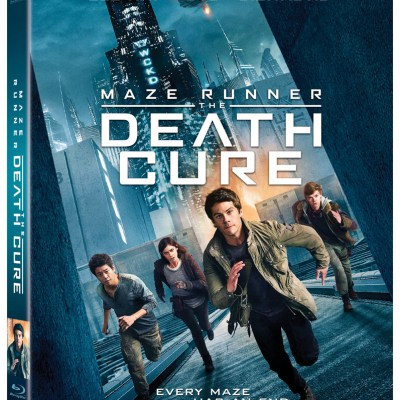 Maze Runner: The Death Cure out on April 24
