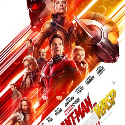 Marvel Studios' ANT-MAN AND THE WASP Trailer  #AntManandWasp