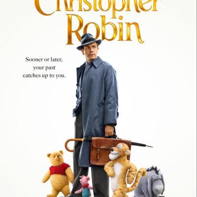 New Trailer for Christopher Robin starring Ewan McGregor
