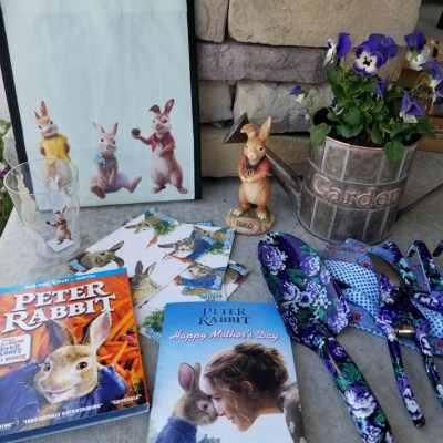 Celebrate Mother's Day with Peter Rabbit